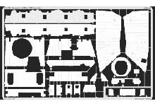 Eduard Zimmerit Sd.Kfz.166 Brummbär (Tamiya)