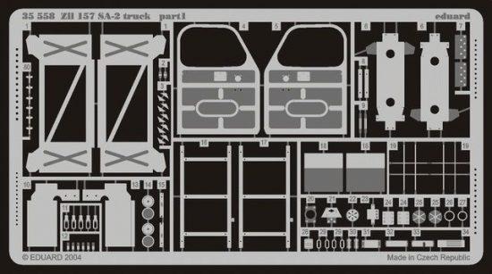 Eduard ZiL-157 SA-2 Truck (Trumpeter)