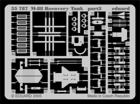 Eduard M-88 Recovery Tank (AFV Club)