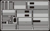 Eduard BR 52 w/Steifrahmentender floor plate (Trumpeter)