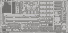 Eduard M-1130 CV (Trumpeter)