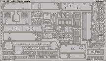 Eduard M-1127 blast panels (Trumpeter)