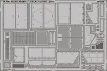 Eduard 152mm ShkH vz.77 DANA exterior (Hobby Boss)