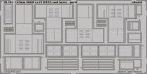 Eduard 152mm ShkH vz.77 DANA tool boxes (Hobby Boss)