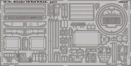 Eduard Defender XD Wolf W.M.I.K. (Hobby Boss)