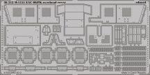 Eduard M-1151 EAC OGPK overhead cover (Academy)