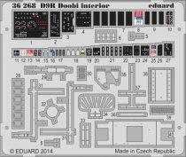 Eduard Doobi Bulldozer interior - colour (Meng)