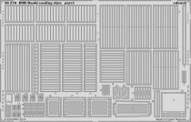 Eduard Doobi Bulldozer cooling slats (Meng)