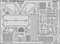 Eduard M4A3E8 Sherman (Tamiya)