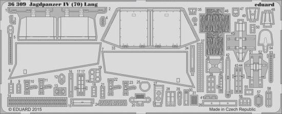 Eduard Jagdpanzer IV (70) Lang (Tamiya)