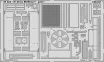 Eduard US Army Bulldozer (MiniArt)