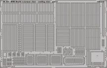 Eduard D9R Doobi w/ armor slats - cooling slats (Meng)