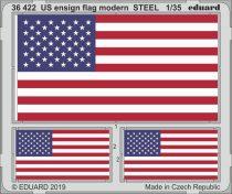 Eduard US ensign flag modern STEEL
