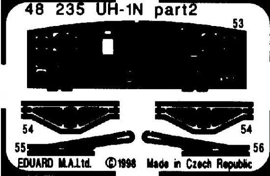 Eduard UH-1N (Italeri)