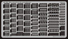 Eduard Wire Stretchers & Controlhorns
