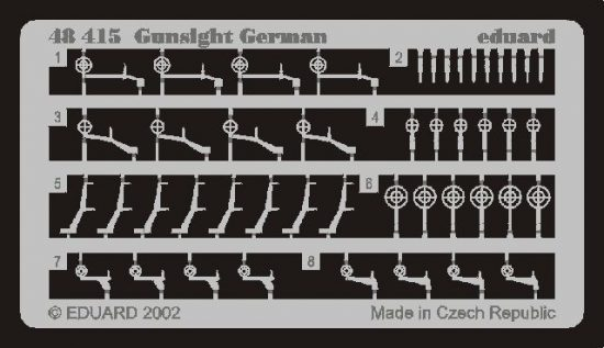 Eduard Gunsight German