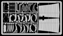 Eduard SB2C exterior (Revell)