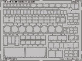 Eduard E-2C surface panels (Kinetic)
