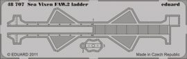 Eduard Sea Vixen FAW.2 ladder (Airfix)