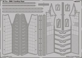 Eduard TBD-1 landing flaps (Great Wall Hobby)