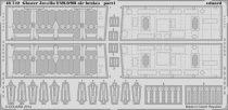 Eduard Gloster Javelin FAW.9/9R air brakes (Airfix)