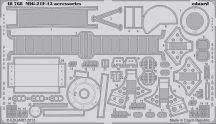 Eduard MiG-21F-13 accessories (Trumpeter)