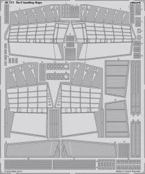Eduard Tu-2 landing flaps (Xuntong Model)