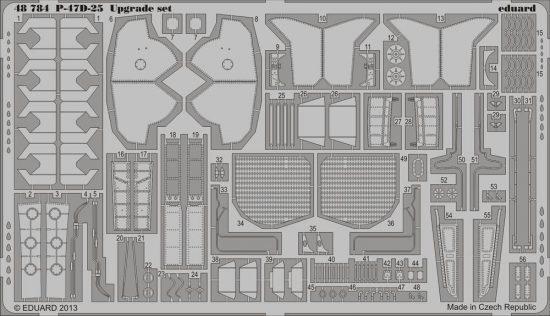 Eduard P-47D-25 upgrade set (Eduard)