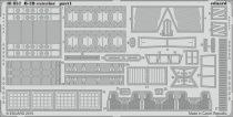 Eduard B-1B exterior (Revell)