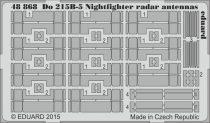 Eduard Do 215B-5 Nightfighter radar antennas (Icm)