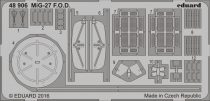 Eduard MiG-27 F.O.D. (Trumpeter)
