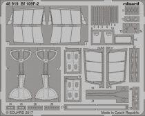 Eduard Bf 109F-2 upgrade set (Eduard)
