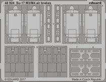 Eduard Su-17 M3/ M4 air brakes (Kitty Hawk)