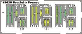 Eduard Seatbelts France WWII