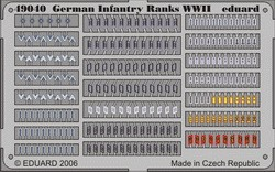 Eduard German Infantry Ranks WWII