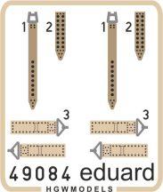 Eduard IJN seatbelts SUPERFABRIC