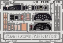 Eduard Sea Hawk FGR Mk.6 S.A. (Trumpeter)