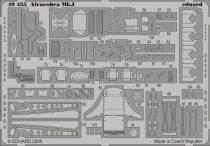 Eduard Airacobra Mk.I S.A. (Hasegawa)