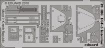 Eduard F6F-5 interior S.A. (Hobby Boss)