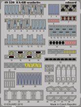 Eduard EA-6B seatbelts (Kinetic)