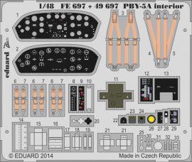 Eduard PBY-5A interior S.A. (Revell)