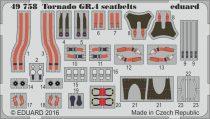 Eduard Tornado GR.4 seatbelts (Revell)