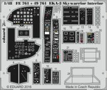 Eduard EKA-3 Skywarrior interior (Trumpeter)
