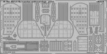 Eduard EKA-3 Skywarrior undercarriage (Trumpeter)