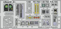 Eduard F/A-18C interior (Kinetic)