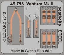 Eduard Ventura Mk. II seatbelts STEEL (Revell)