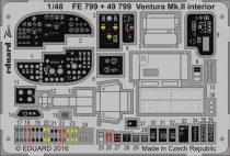 Eduard Ventura Mk. II interior (Revell)
