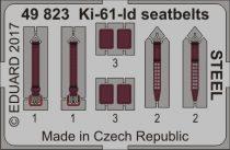 Eduard Ki-61-Id seatbelts STEEL (Tamiya)