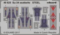 Eduard Su-34 seatbelts STEEL (Hobby Boss)
