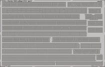 Eduard Fletcher 1942 railings (Revell)